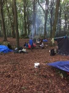 Outdoor camping new